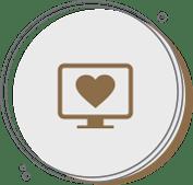Computadora icono